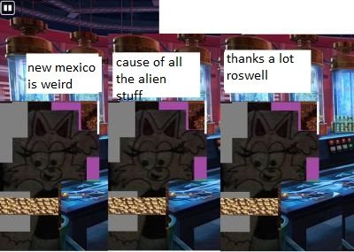roswell comic